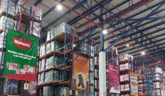 Kimberly-Clark centro de distribución