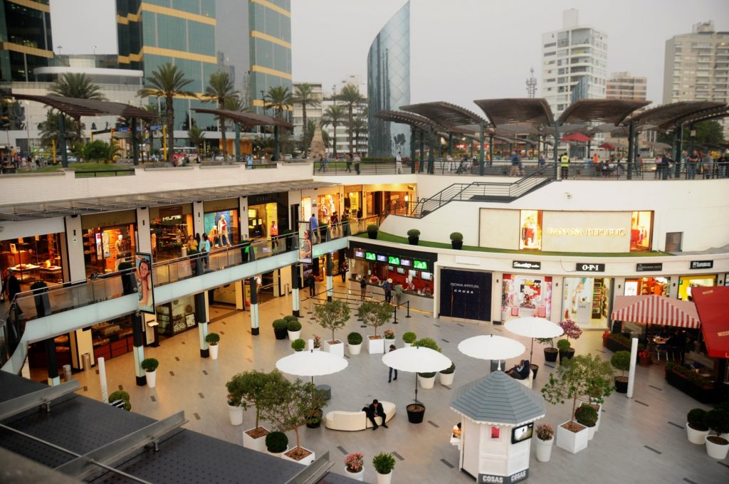 centros comerciales peru
