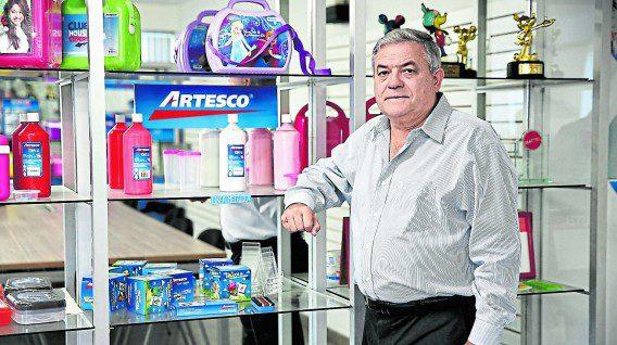 ceo de artesco - Staedtler se convierte en accionista mayoritario de Artesco