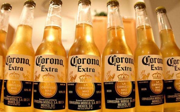 cerveza corona - Cerveza Corona conquista China