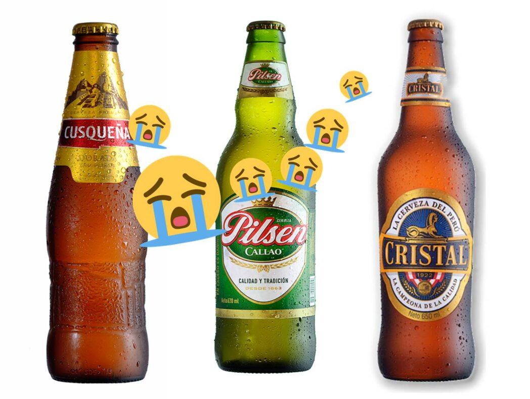 cerveza pilsen cristal cusqueña - Perú Retail