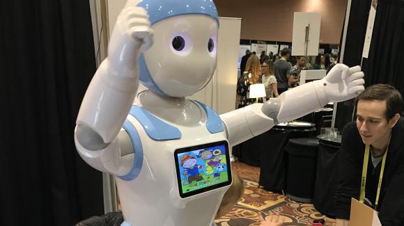 ces 2017 robots - CES 2017: Conoce los robots que pretenden revolucionar el mundo