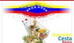 cesta basica venezuela RafaelJFloresA 240x140 - El mercado informal se expande 48 % en Venezuela por la crisis