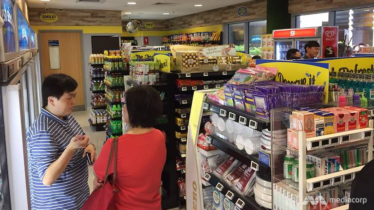 cheers singapur - Singapur se suma a China y lanza su primera tienda de conveniencia sin personal