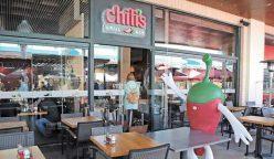 chilis chile 2 248x144 - Chile: Restaurante Chili's abrirá en Costanera Center