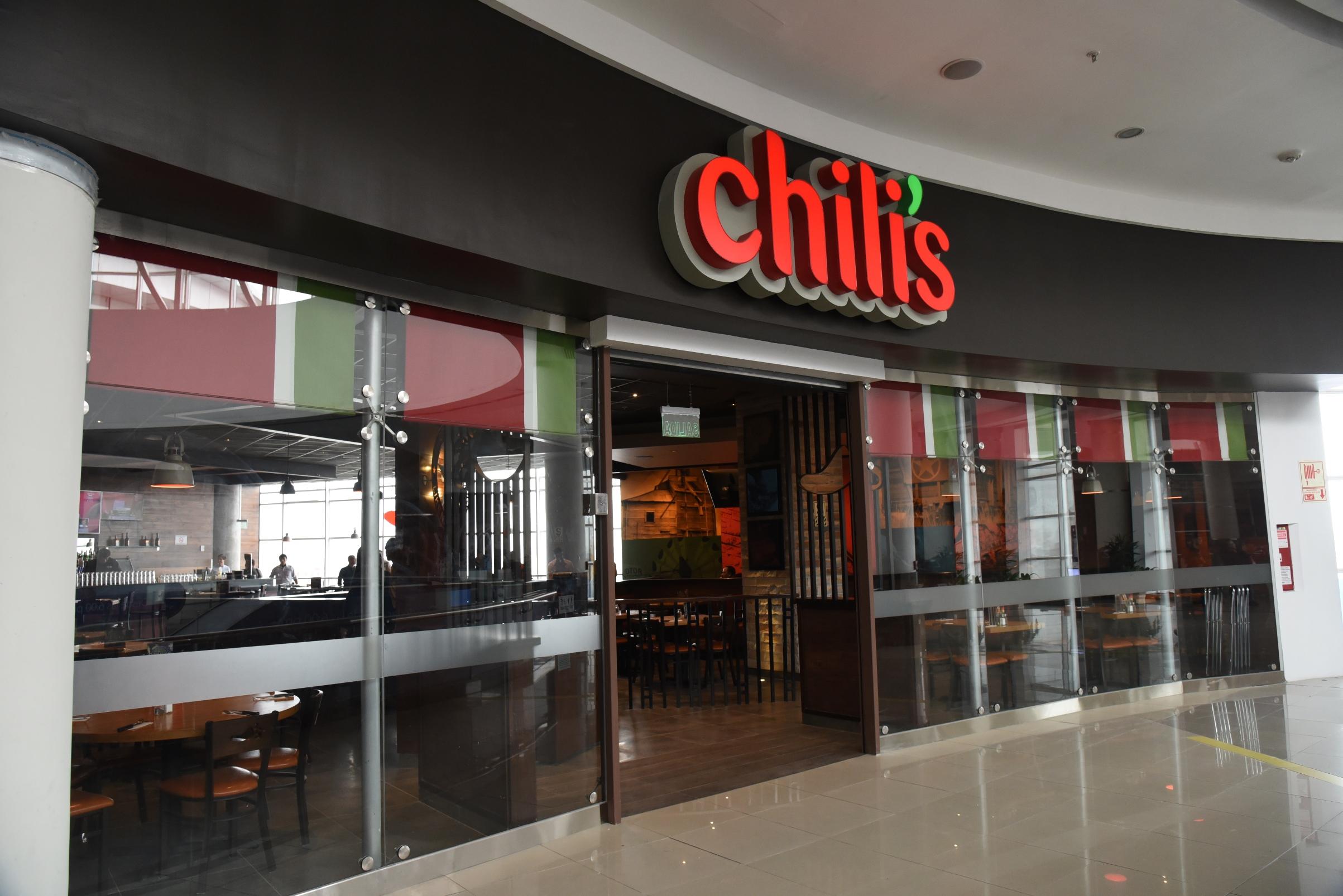 chilis open plaza 3 - Chili's abre un nuevo local en el centro comercial Open Plaza Angamos