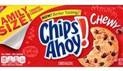 """chips ahoy chewy 248x144 - Retiran galletas Chips Ahoy Chewy debido a que tenían un ingrediente """"inesperado"""""""