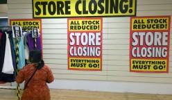 cierre de tiendas 2 248x144 - Minoristas siguen sumándose a la ola de cierre de tiendas en EE. UU.