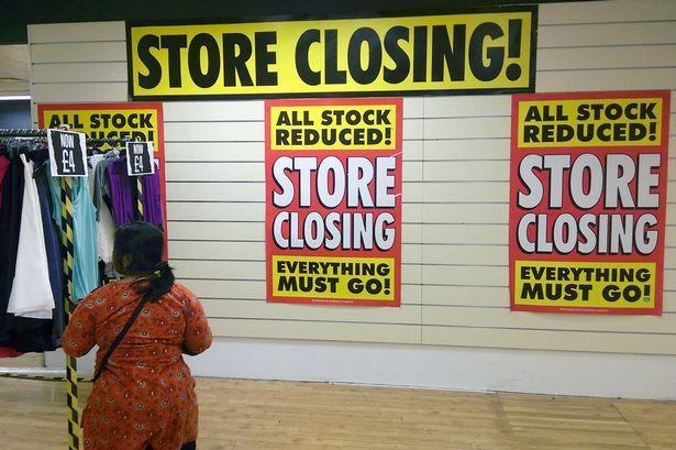 cierre de tiendas 2 - Minoristas siguen sumándose a la ola de cierre de tiendas en EE. UU.