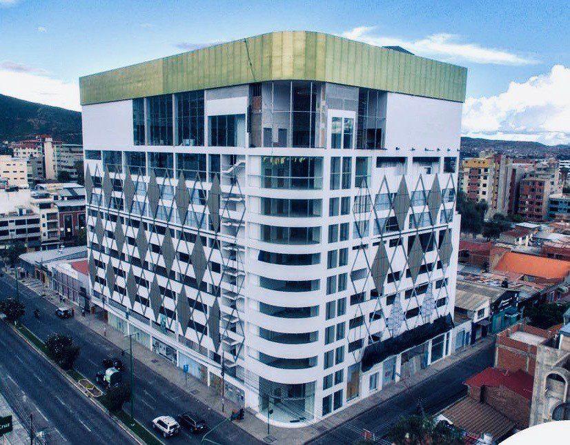 cine sky box - ¡OFICIAL!: Centro de entretenimiento, 'Sky Box', abre sus puertas en Cochabamba