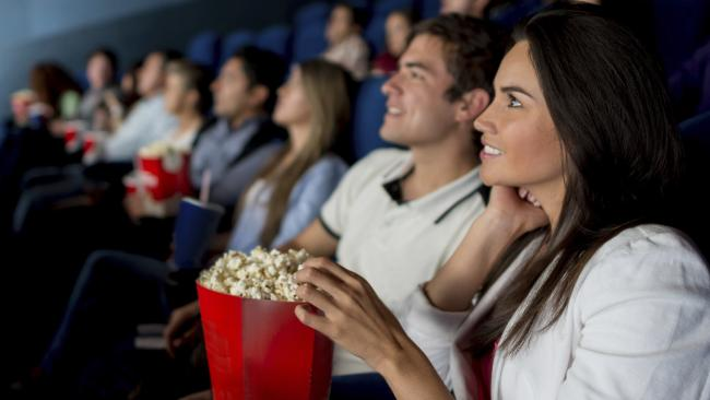 cine - ¿Cuánto representa el negocio de confitería para Cinemark y Cineplanet?