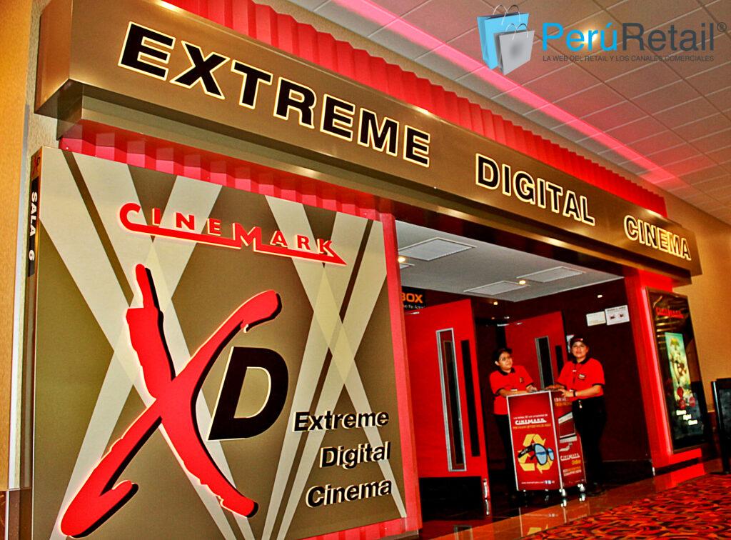 cinemark 19 peru retail 1024x756 - Cinemark proyecta abrir nuevos complejos en provincias y crecer 6% en facturación en Perú