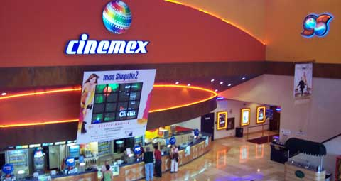 cinemex cuernavaca