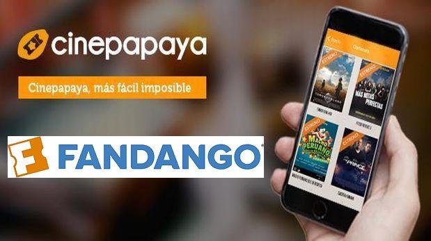cinepapaya - Fandango compra a su similar Cinepapaya