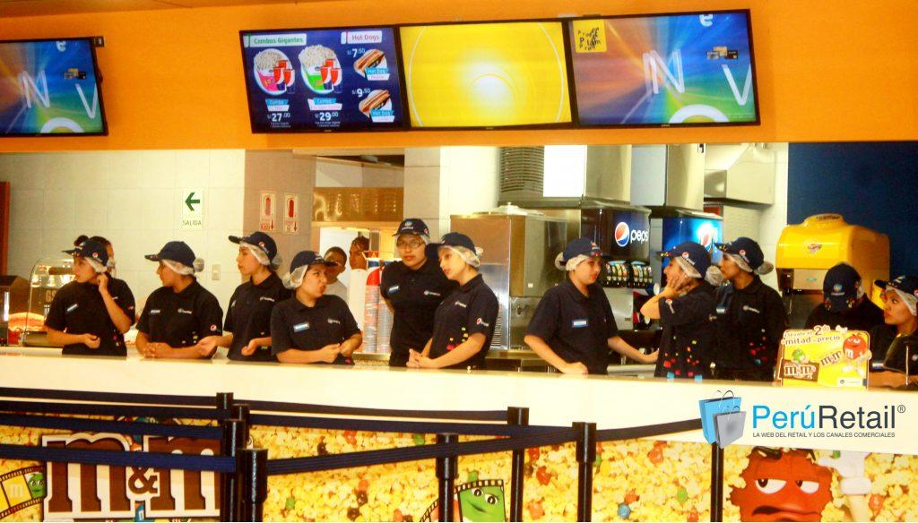 cineplanet la rambla 104 Peru Retail 1024x584 - Cineplanet se pronuncia sobre el precio de las entradas