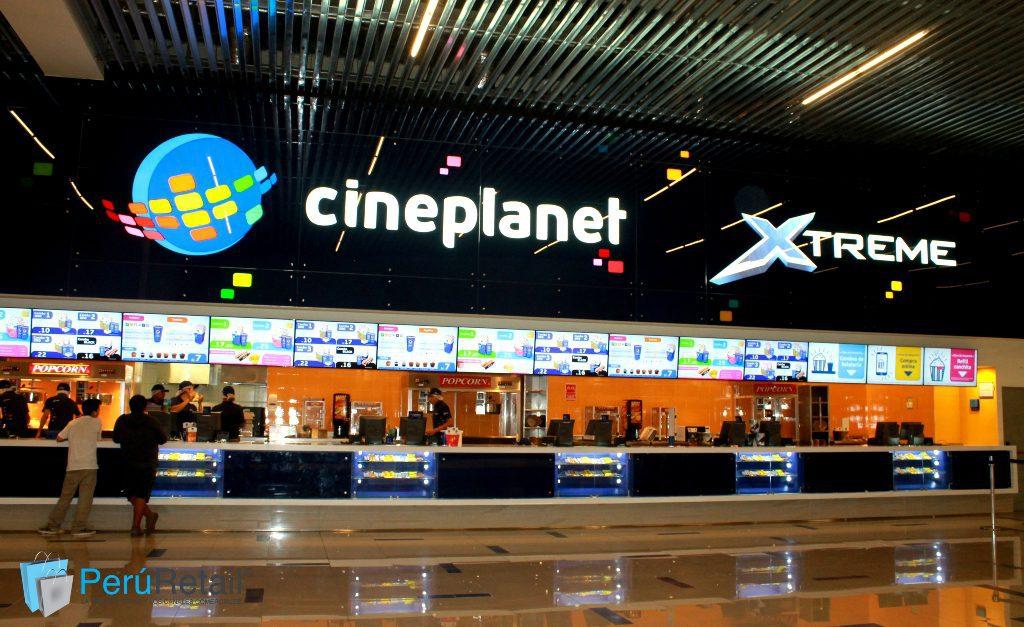 cineplanet mall del sur 20 peru retail 1 - Cineplanet aumentó su taquilla en 17% durante el 2016