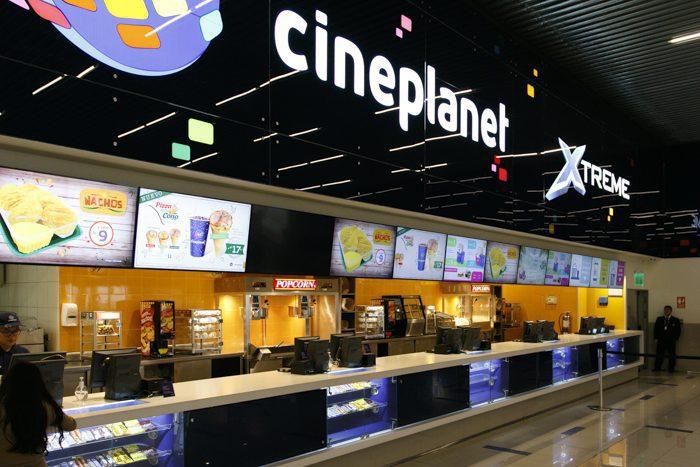 cineplanet - Cineplanet y Cinemark permitirán ingreso de alimentos por orden de Indecopi