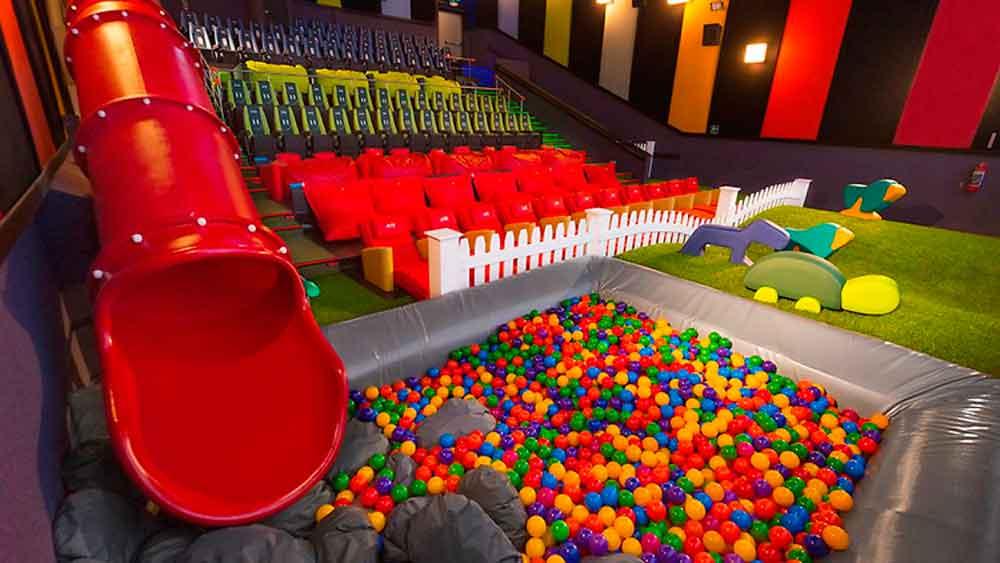 cinepolis niños 267 - Cinépolis inaugura sala especial para niños