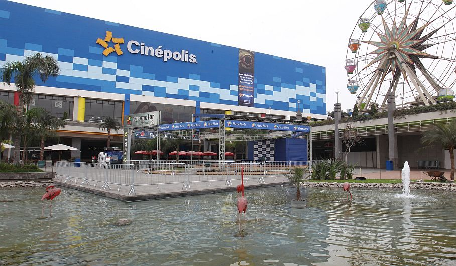 cinepolis plaza norte