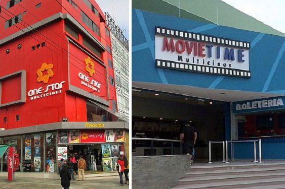 cinestar y movie time 1 - La expansión del cine a nuevos mercados del Perú