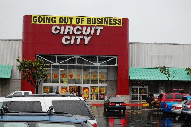 circuit city  - Circuit City resucita después de estar en la bancarrota