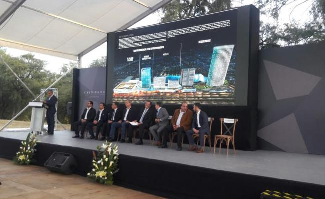 city park leon - Complejo inmobiliario y comercial City Park León de México costará US$ 400 millones de dólares