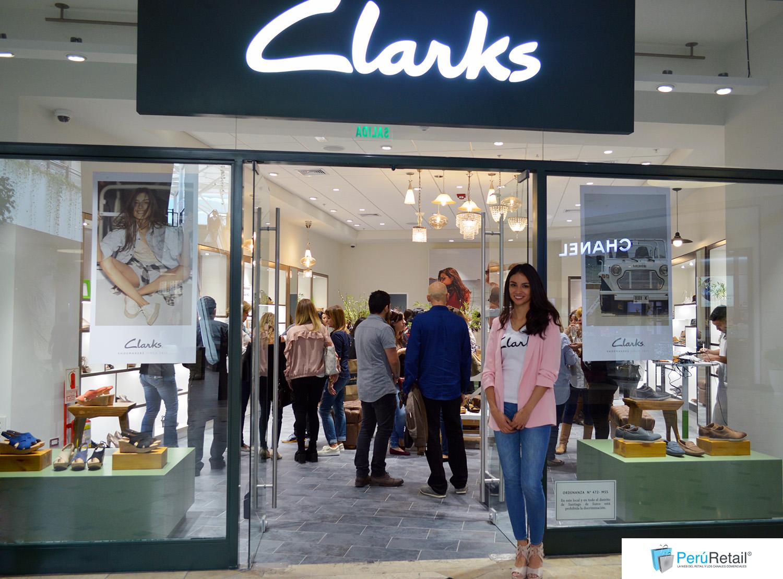 Preguntar Suradam alcanzar  Clarks inauguró su primera tienda en el Perú