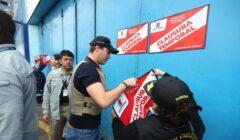 "clausura de polvos azules 240x140 - Perú: Clausuran el centro comercial Polvos Azules por ""riesgo alto"""