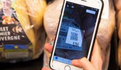 cliente codigo QR producto Carrefour 1321077884 390667 660x372 248x144 - Supermercados Wong: Blockchain, una herramienta para fidelizar al cliente