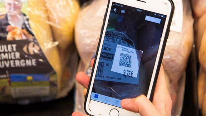 cliente codigo QR producto Carrefour 1321077884 390667 660x372 - Supermercados Wong: Blockchain, una herramienta para fidelizar al cliente