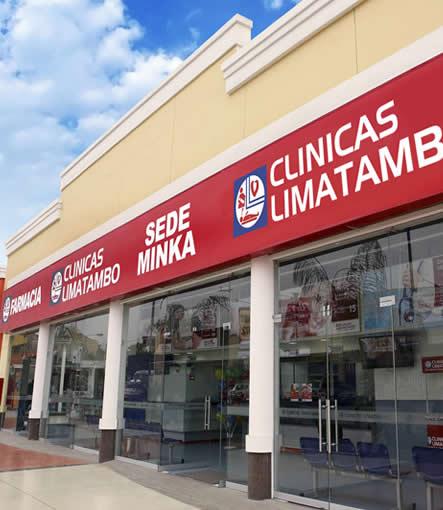 clinica limatambo minka