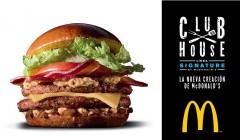 clubhouse 2 240x140 - McDonald's y sus hamburguesas gourmet superaron expectativas de ventas