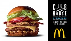 clubhouse 2 248x144 - McDonald's y sus hamburguesas gourmet superaron expectativas de ventas