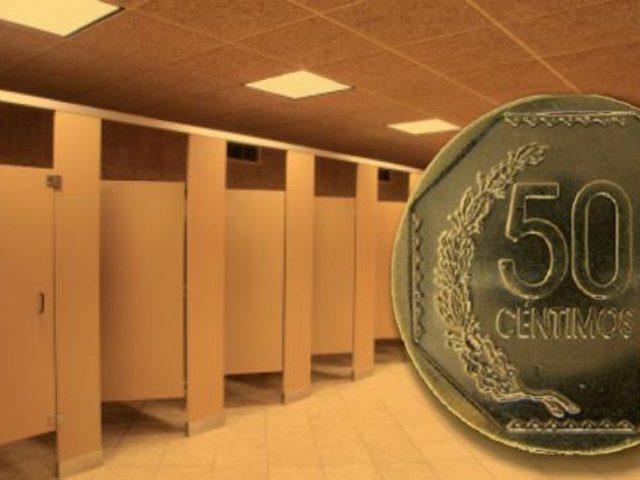 cobro por baño - Centros comerciales y supermercados continuarán cobrando a consumidores por uso de baños