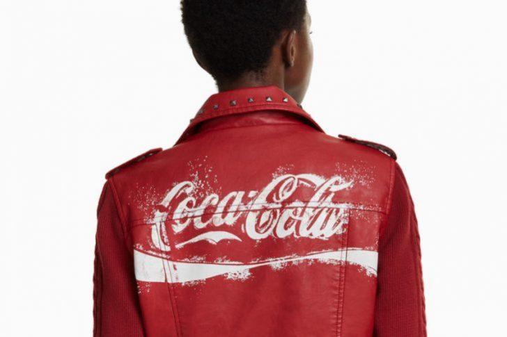 ece70e345 Coca-Cola y marca de moda Desigual presentan colección de ropa