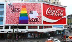 coca cola LGTBI Perú Retail 248x144 - Amazon y Coca Cola exigen protección de comunidad LGTBI+ ante discriminación laboral