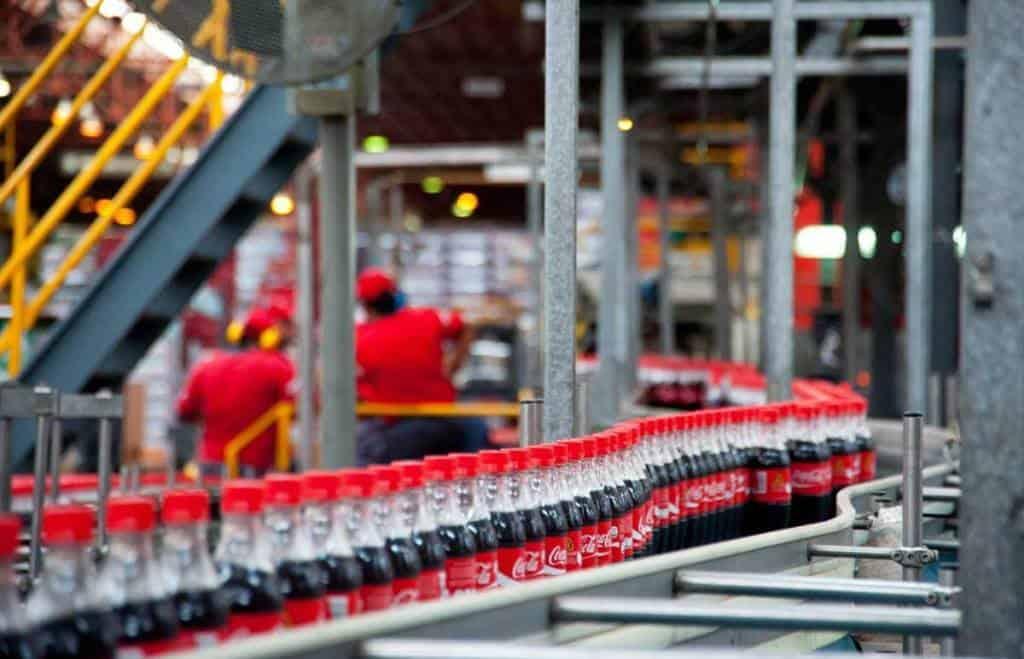 coca cola arca continental - Arca Continental construirá nueva planta en Texas