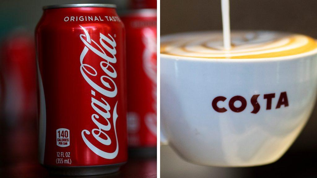 coca cola cafe costa bebidas compra - ¿Por qué Coca-Cola se animó a comprar Costa Coffee?