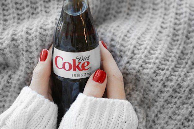 coca cola diet 2 - Coca Cola cambia radicalmente Diet Coke ante sus bajas ventas
