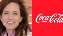coca cola evangelina suárez 248x144 - Coca Cola Perú nombra a su primera gerenta general