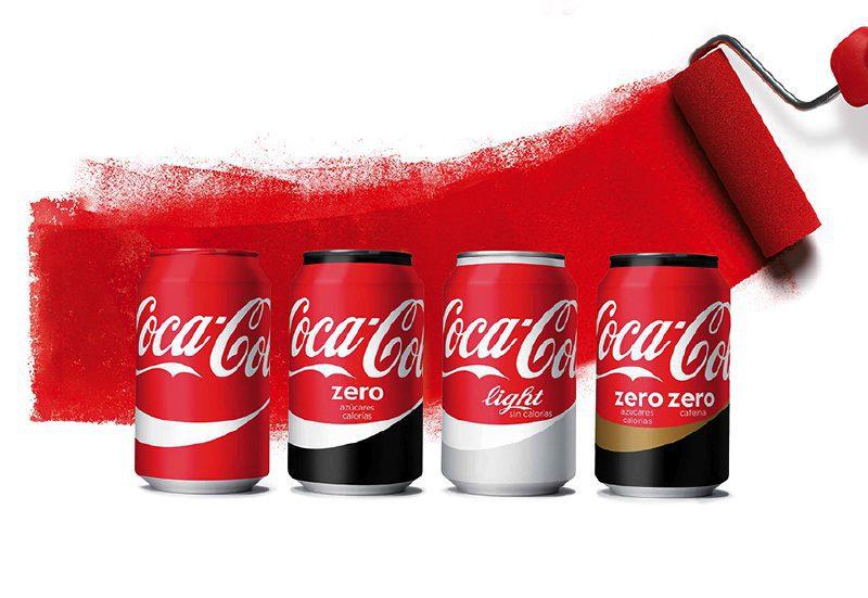 coca cola nueva estrategia marca - Coca Cola supera estimaciones de ganancia por bebidas con bajo contenido de azúcar
