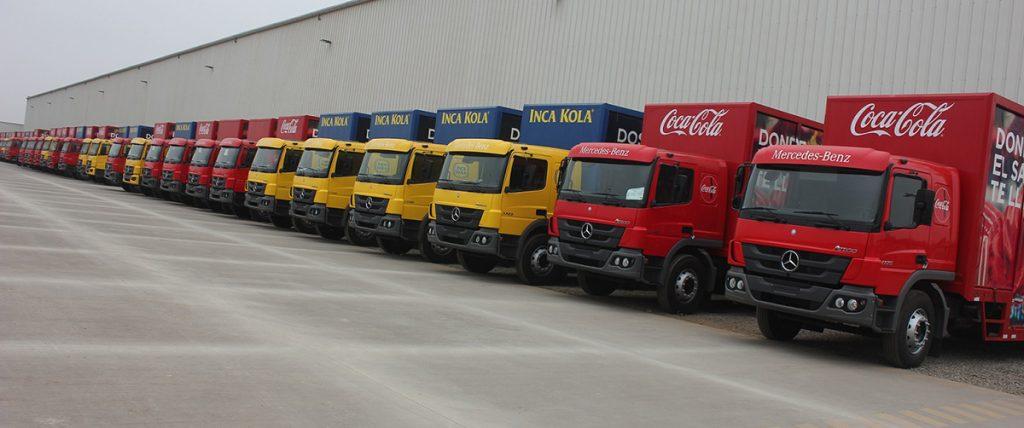 coca inca 1024x428 - Arca Continental Lindley negocia compra de sus acciones a Peru Beverage Limitada