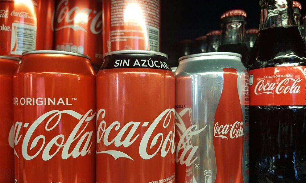 cocacola sin azucar - Coca Cola mejora sus proyecciones para el año gracias a refrescos sin azúcar