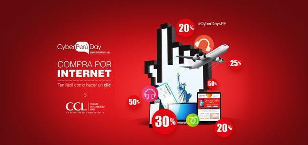 codigo cyberdayperu nuevo marcas lanzamiento - Cyber Days 2018 registró más de 1.5 millones de visitas