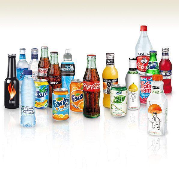 coke intro productos - Coca-Cola busca recuperar terreno en el mercado de bebidas
