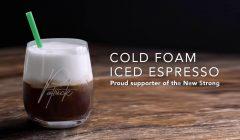 cold foam 240x140 - Starbucks presenta una nueva forma de tomar café en verano : 'Cold Foam'