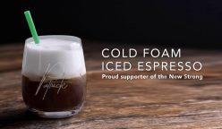 cold foam 248x144 - Starbucks presenta una nueva forma de tomar café en verano : 'Cold Foam'