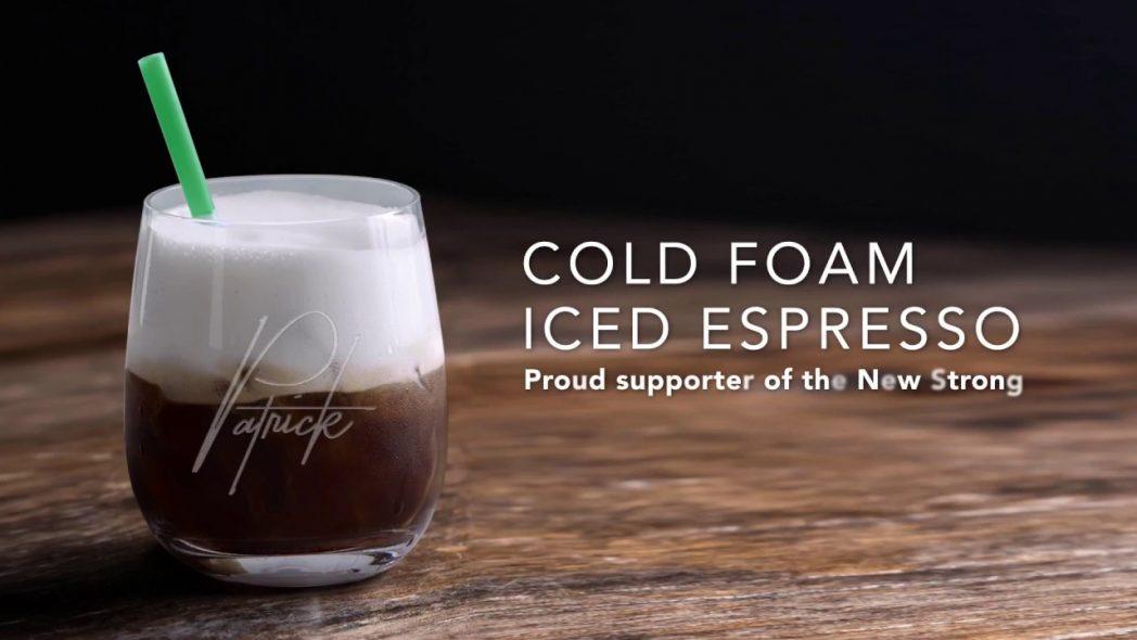 cold foam - Starbucks presenta una nueva forma de tomar café en verano : 'Cold Foam'
