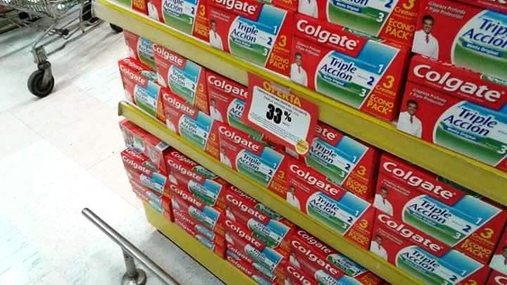 colgate supermercado
