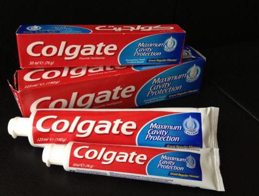 colgate1 1 - Colgate es la marca preferida por los peruanos en el rubro de cuidado personal